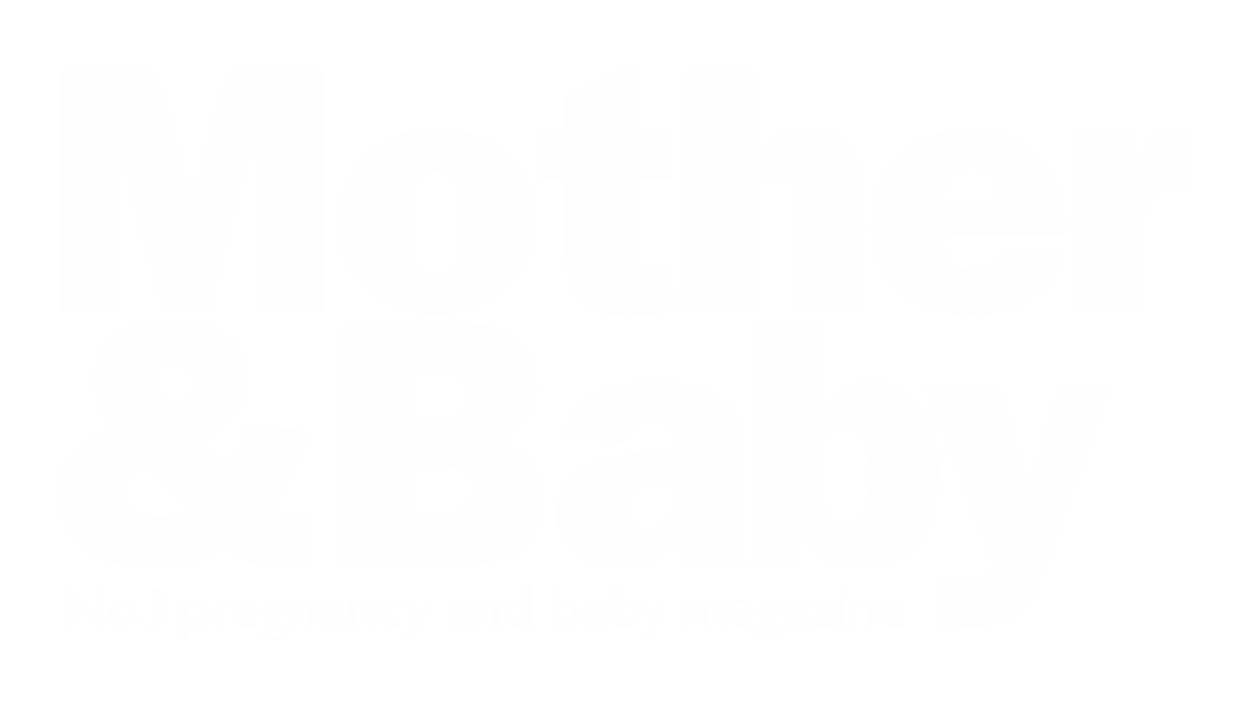 Mother and Baby Magazine. logo